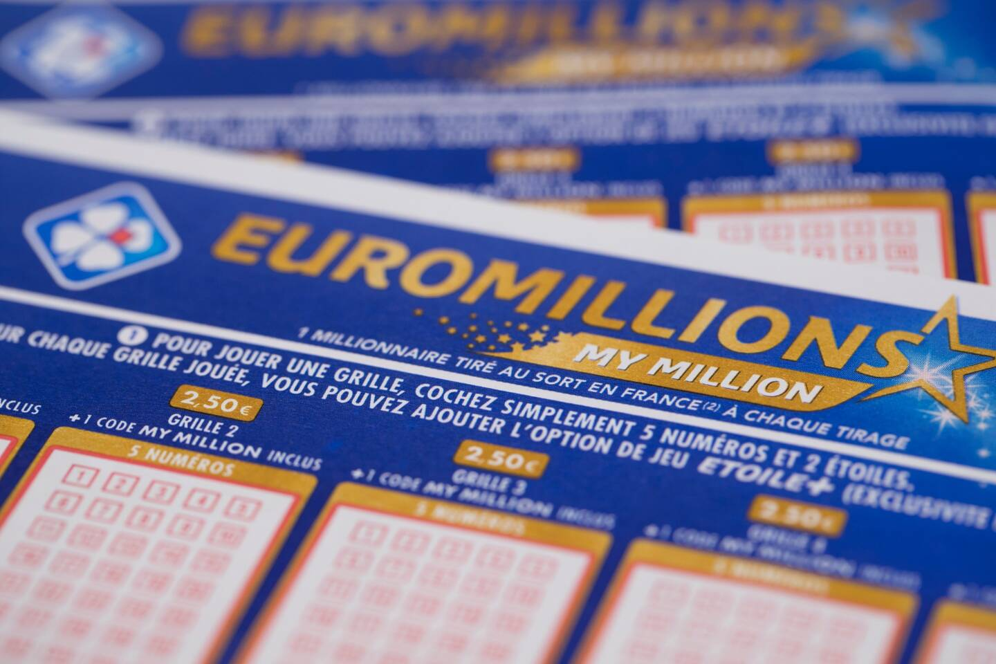 Illustration EuroMillions.