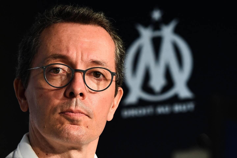 Le président de l'OM Eyraud a été écarté.