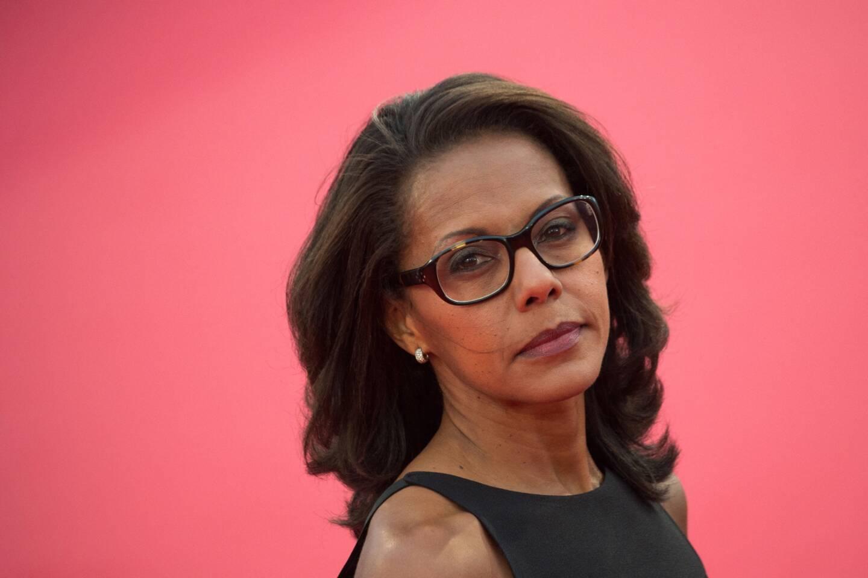 Audrey Pulvar en 2019.