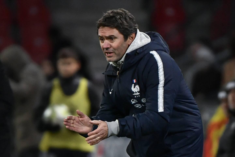 Sylvain Ripoll est le sélectionneur de l'équipe de France Espoirs.