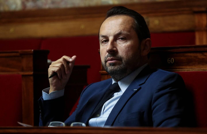 Sébastien Chenu, porte-parole du Rassemblement national.