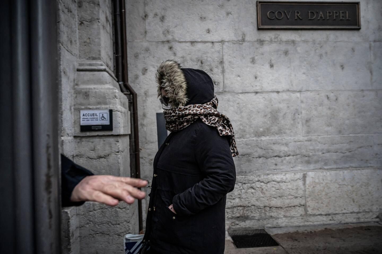 La cour d'assises du Rhône a condamné mercredi Cécile Bourgeon, la mère de Fiona morte en 2013, à 20 ans de réclusion criminelle et son ex-compagnon Berkane Makhlouf à 18 ans, à l'issue d'un nouveau procès en appel à Lyon.