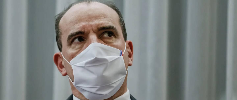 Le Premier ministre, Jean Castex.
