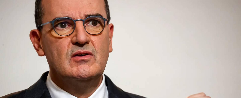 Le Premier ministre, Jean Castex