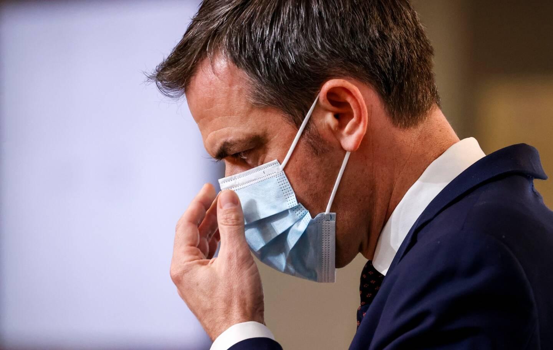 Olivier Véran, le ministre de la Santé