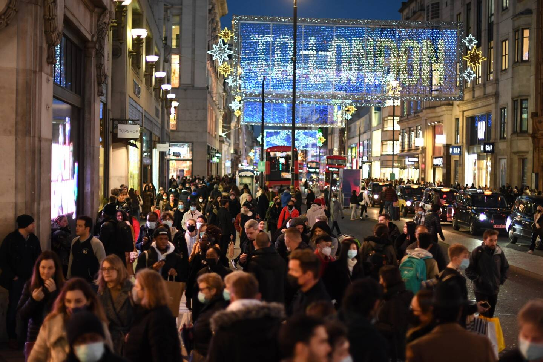 """Londres est passée en zone d'alerte """"très élevée""""."""