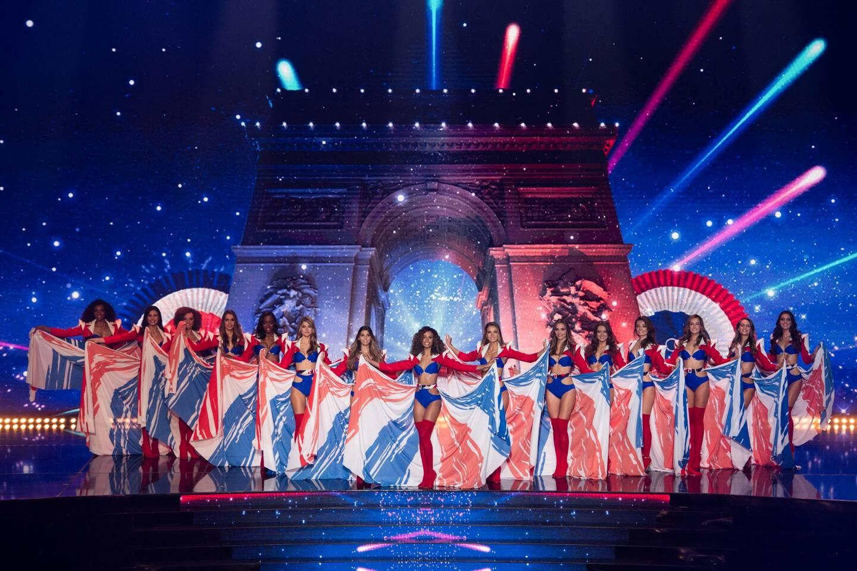 Lara Gautier, 22 ans et Miss Côte d'Azur, est parmi les cinq finalistes de l'élection de Miss France 2021.