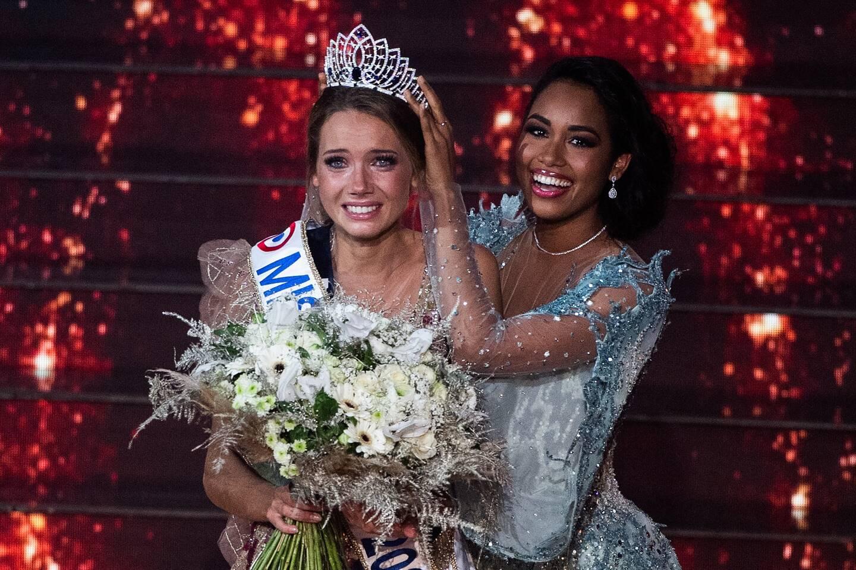 Amandine Petit élue Miss France 2021