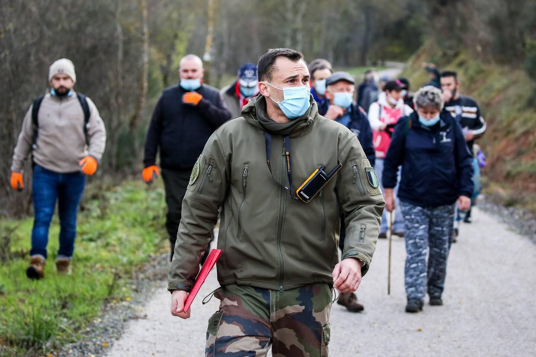 Une battue citoyenne, quelques semaines après sa disparition, a réuni des centaines de volontaires.