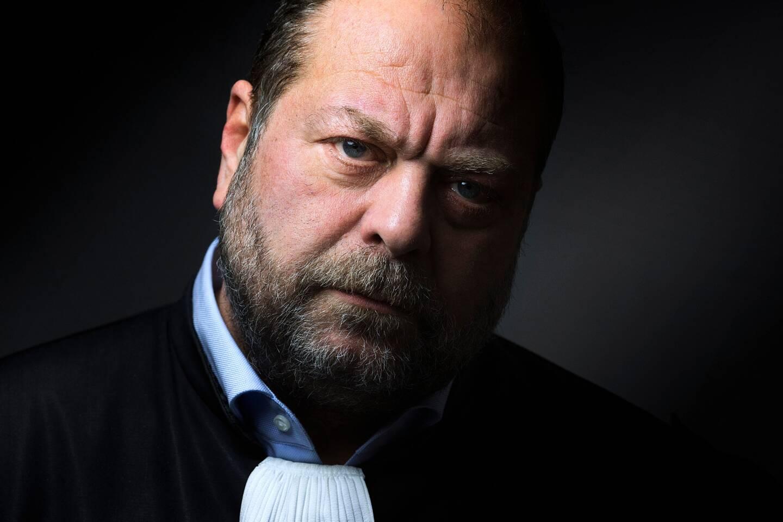 Eric Dupont-Moretti, le ministre de la Justice.