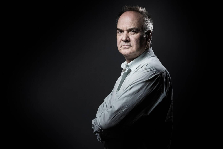 Hervé Le Tellier, 63 ans, auteur de L'Anomalie.