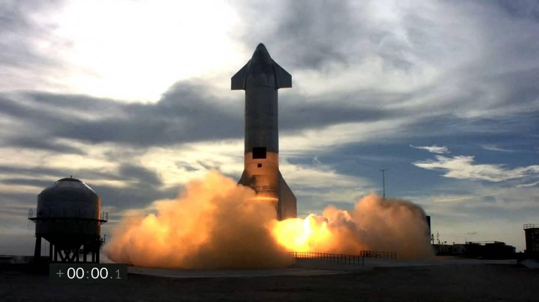 Alors que son vol semblait couronné de succès, la fusée a explosé quelques minutes après son atterrissage.