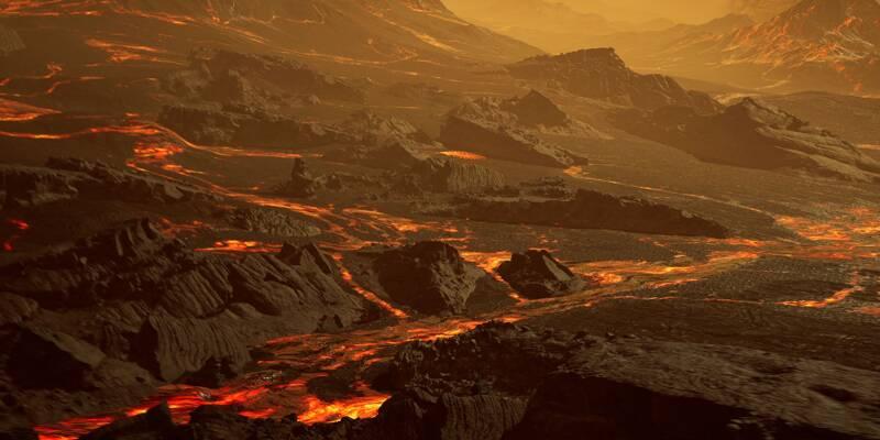 Découverte d'une planète clé dans la quête de vie au-delà du système solaire - Nice-Matin