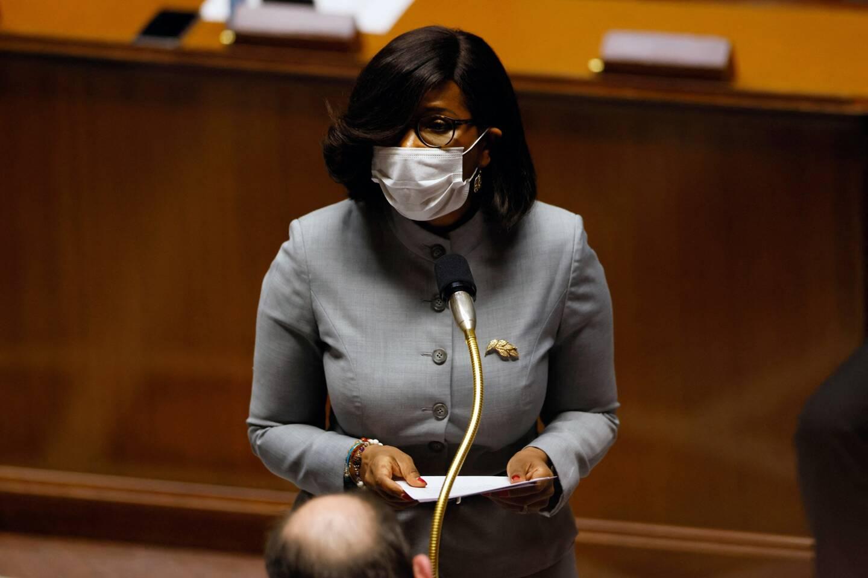 Elisabeth Moreno, ministre déléguée chargée de l'Egalité femmes-hommes et de la diversité.