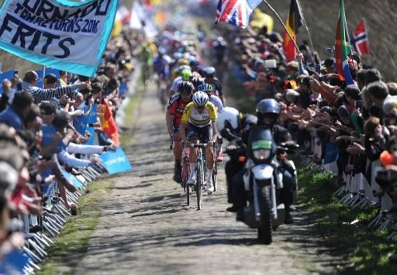 Le Paris-Roubaix en 2019.