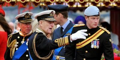 Bientôt réunis pour les obsèques du prince Philip, Harry et William rendent hommage à leur grand-père