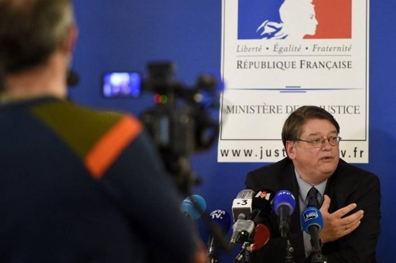 Le procureur de Nancy, François Perain.