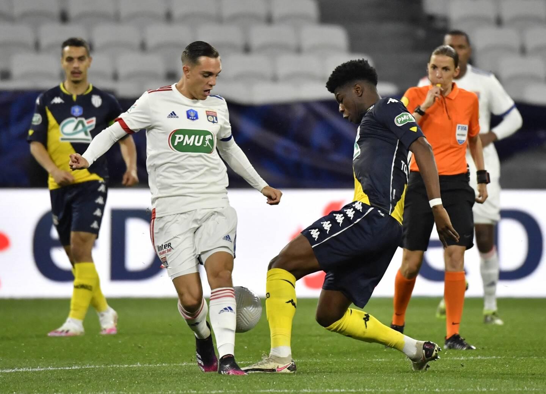 Les Monégasques avaient éliminé Lyon lors des quarts de finale (0-2).