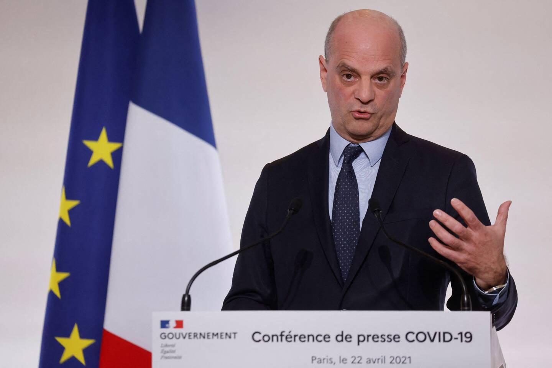 Jean-Michel Blanquer, ministre de l'Education nationale, de la Jeunesse et des Sports