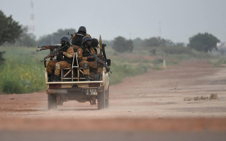 Illustration militaires Burkina Faso.
