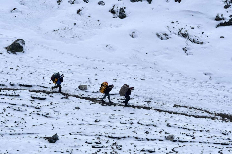 Bergsteiger starben nach dem Aufstieg auf den Mount Everest (illustratives Foto).