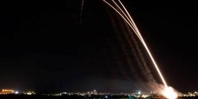 Roquettes vers Israël: tous les vols vers l'aéroport de Tel-Aviv déroutés