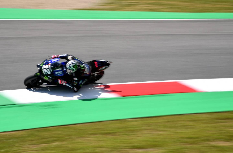 Un accident s'est produit lors des qualifiactions en Italie.