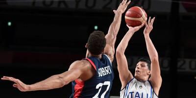 JO de Tokyo: les Bleus en demi-finale au basket