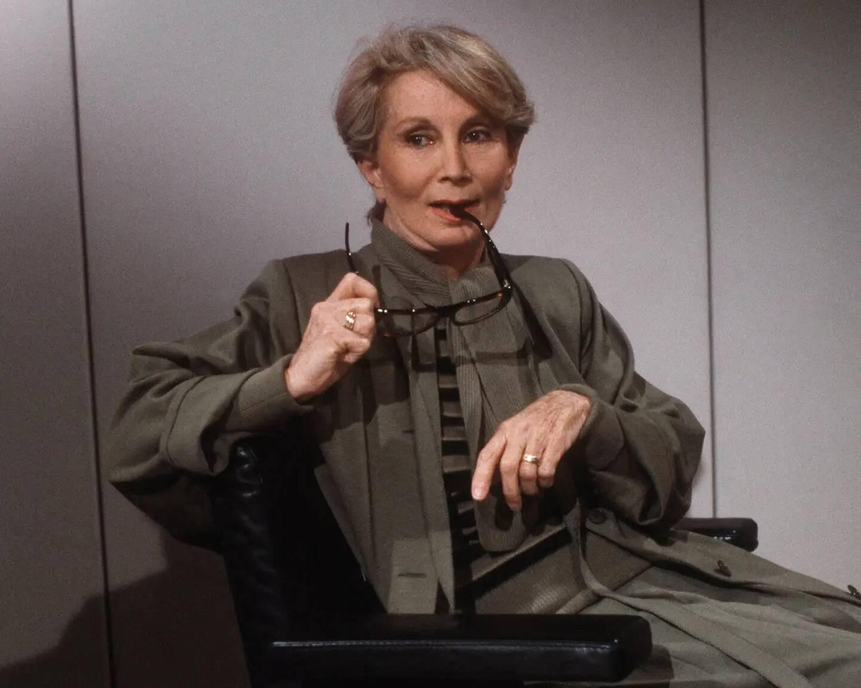 """Longtemps, la vie de Fernande Grubet, alias """"Madame Claude"""", tenancière d'un réseau de prostitution de luxe dans le Paris des années 1960-1970, a fait figure de mythe."""