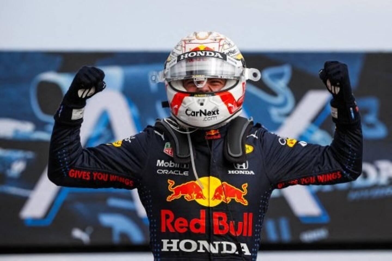Max Verstappen (Red Bull) a remporté dimanche le Grand Prix d'Émilie-Romagne