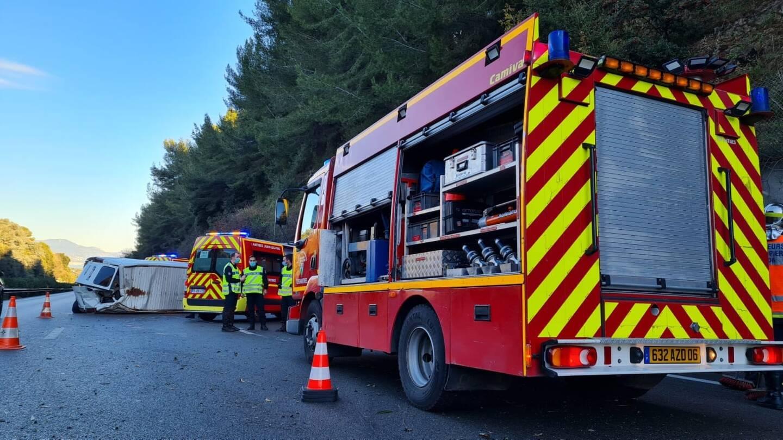 L'accident a fait un mort et trois blessés.