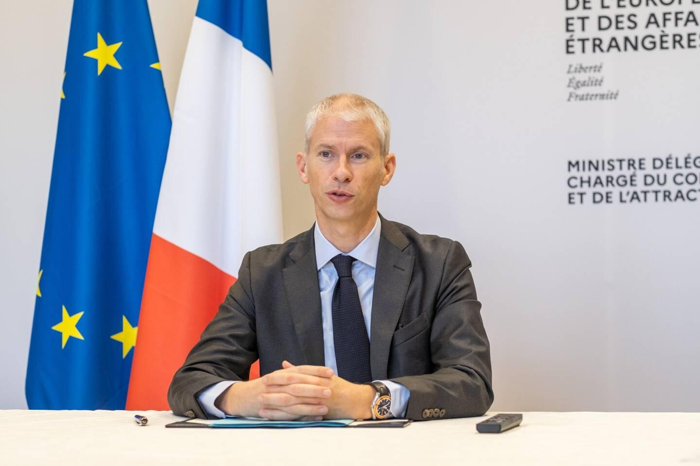 """Franck Riester: """"Pour les investisseurs, la qualité de vie est un élément déterminant."""""""