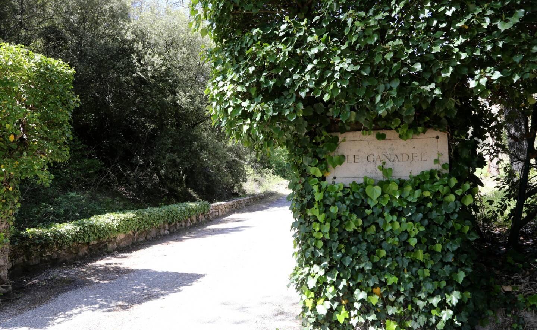 Le domaine du Canadel à Brignoles.