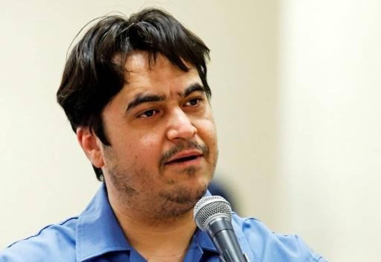 Rouhollah Zam a été pendu en Iran.