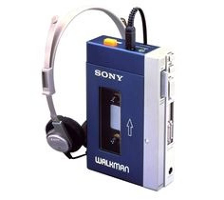 Le Walkman de chez Sony