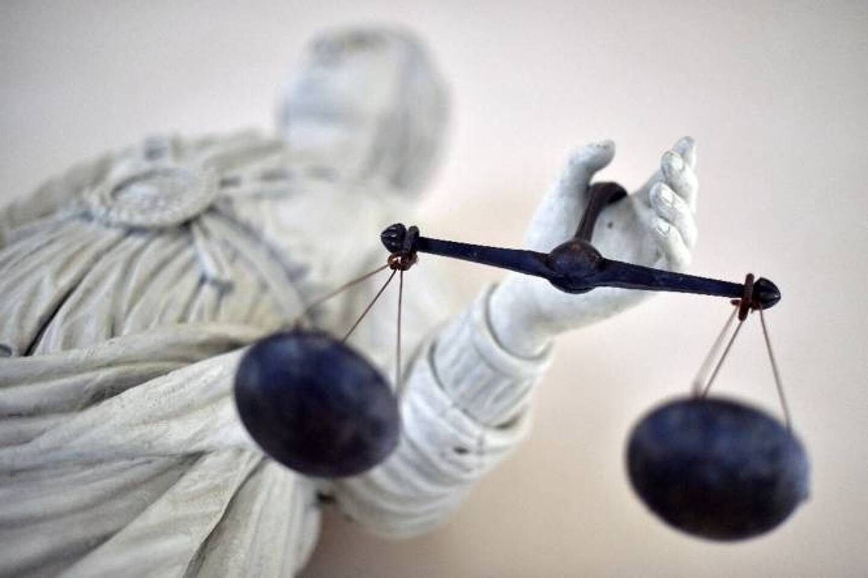 La balance de la justice (photo d'illustration).