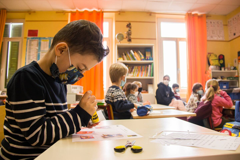 A côté des enseignements classiques, l'école de Bargemon met en place des projets impliquant des intervenants extérieurs.