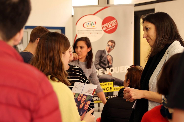 """Le CFA maintient, mercredi, sa journée """"portes ouvertes"""". Une aubaine pour les jeunes gens en quête d'un solide projet professionnel."""