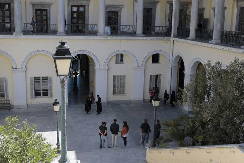 Le tribunal de Bastia.
