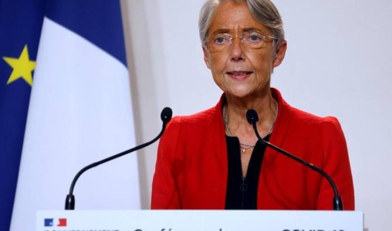 La ministre du Travail Elisabeth Borne.