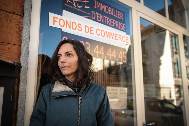Camille Berton, cogérante du restaurant, a reçu une offre de rachat qui couvre à peine les crédits. Tout l'argent investi serait perdu.