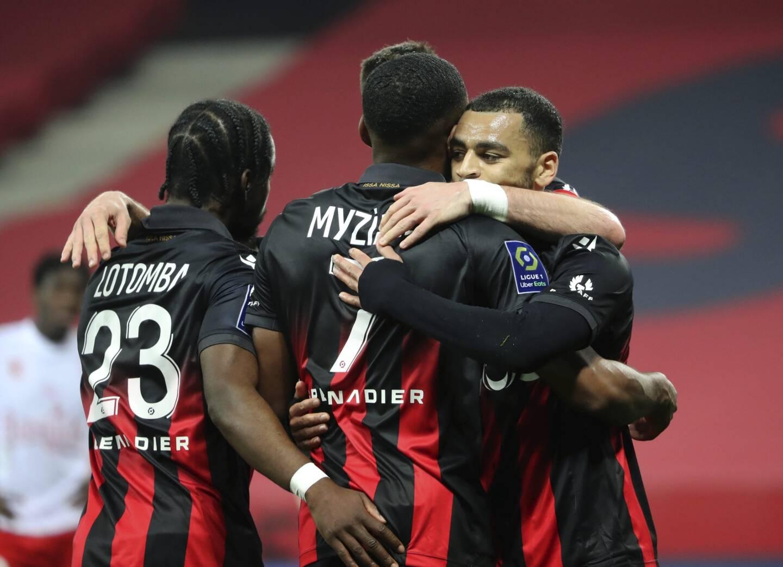Auteur du but de la victoire, Claude-Maurice a confirmé son bien-être du moment et sa facilité à marquer face à Nîmes.