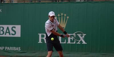 Les matchs à nouveau interrompus au Rolex Monte-Carlo Masters, le tournoi reprendra mardi