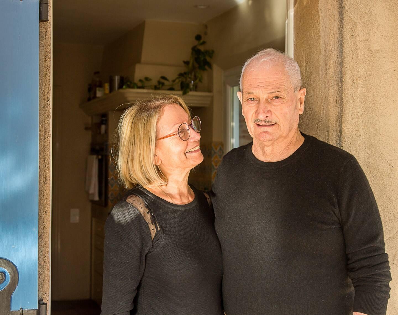 """Michel Mondani – au côté de son épouse Éliane: """"C'est une épreuve douloureuse. Pour la famille aussi je suppose…"""""""