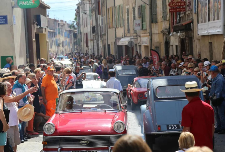 Le Bouchon de Tourves accueille chaque année des milliers de spectateurs.