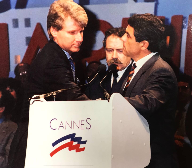 Jean-Pierre Cabras a oeuvre sous les ordres de Michel Mouillot notamment.