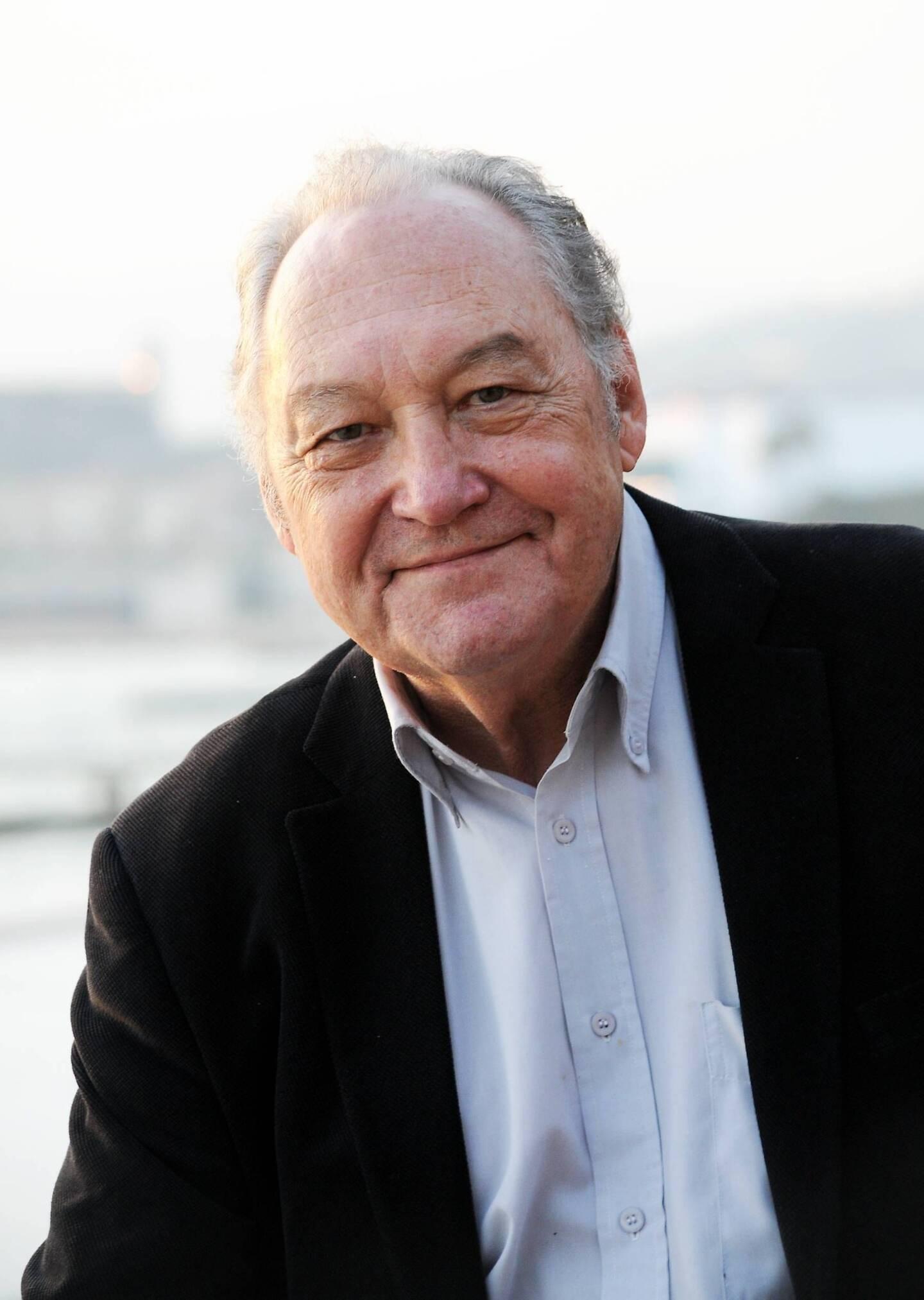 Roland Cayrol, politologue et enseignant en sciences politiques.