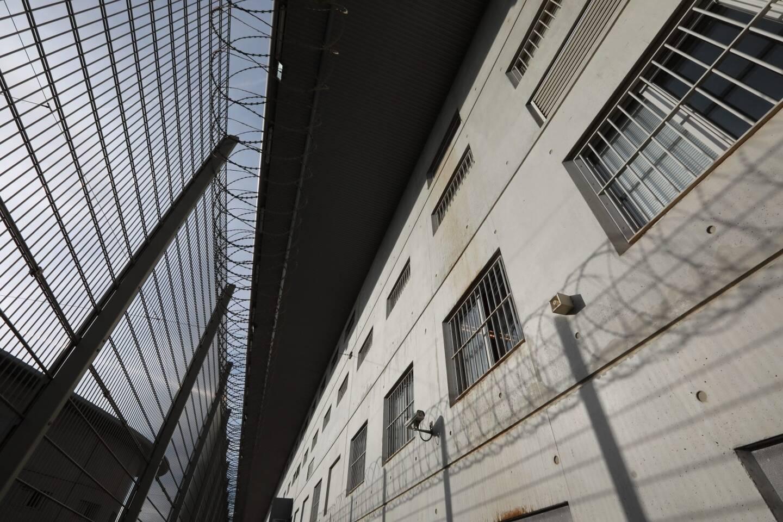 Le centre pénitentiaire de Toulon-La Farlède.