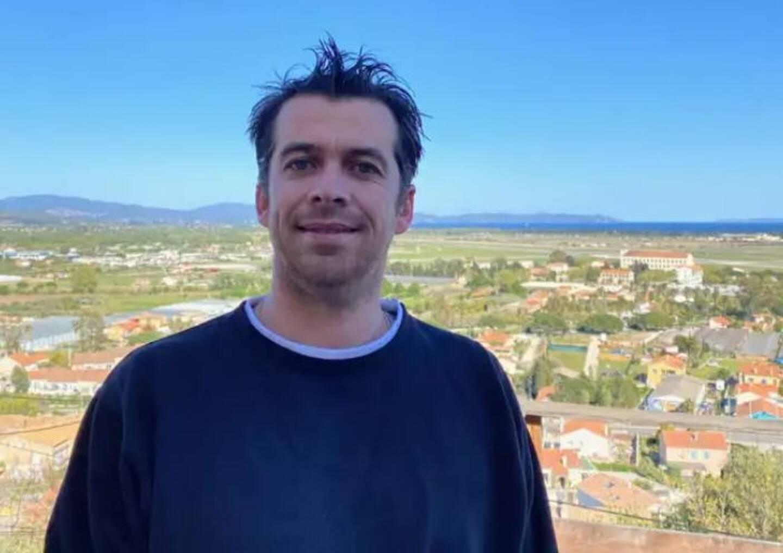 César Cipriani, président de l'association des commerçants de La Capte, annonce la préparation de la saison à venir.