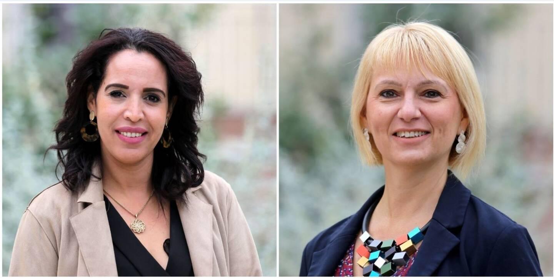 Fatiha El Bayid et Nathalie Jamain prennent leur distance avec la liste dont elles sont issues.